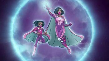 American Academy of Pediatrics TV Spot, 'A Superhero Moment'
