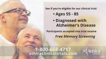 Athira TV Spot, 'Research Studies' - Thumbnail 5
