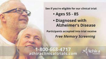 Athira TV Spot, 'Research Studies' - Thumbnail 6