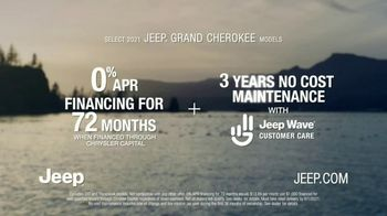 2021 Jeep Grand Cherokee TV Spot, 'Only Things That Matter' [T2] - Thumbnail 8