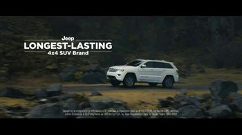 2021 Jeep Grand Cherokee TV Spot, 'Only Things That Matter' [T2] - Thumbnail 7