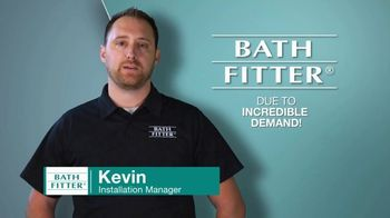 Bath Fitter TV Spot, 'Incredible Demand: We're Hiring'