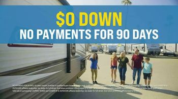 Camping World TV Spot, 'Gander RV: No Payments For 90 Days' - Thumbnail 6