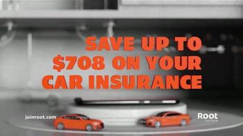Root Insurance TV Spot, 'Save Up To $708 On Your Car Insurance'