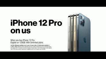 Verizon TV Spot, 'Only Thing Better Than Getting an iPhone 12 Is Giving One' - Thumbnail 3