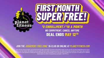 Planet Fitness TV Spot, 'Best Deal Ever: First Month Free' - Thumbnail 9