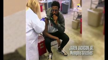 NBA Cares TV Spot, 'NBA Players COVID-19 Vaccine PSA' - Thumbnail 6