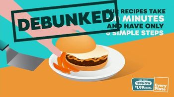 EveryPlate TV Spot, 'Three Myths Debunked' - Thumbnail 6