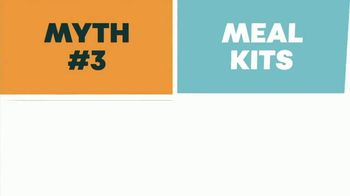 EveryPlate TV Spot, 'Three Myths Debunked' - Thumbnail 7