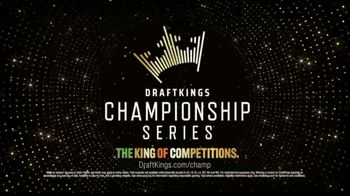 DraftKings Championship Series TV Spot, 'The Pick Is In' - Thumbnail 9