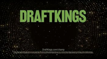 DraftKings Championship Series TV Spot, 'The Pick Is In' - Thumbnail 7
