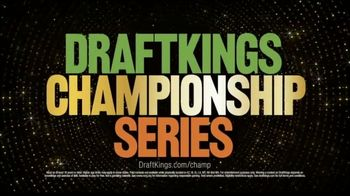 DraftKings Championship Series TV Spot, 'The Pick Is In' - Thumbnail 8