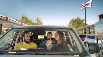 Sonic Drive-In Twisted Texan TV Spot, 'Mind Blown'