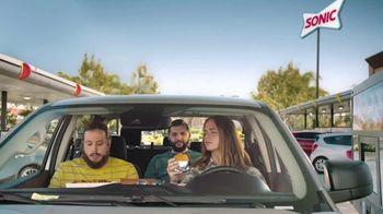 Sonic Drive-In Twisted Texan TV Spot, 'Mind Blown' - Thumbnail 1