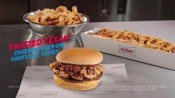 Sonic Drive-In Twisted Texan TV Spot, 'Mind Blown' - Thumbnail 7