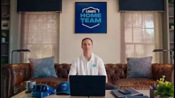 Lowe's TV Spot, 'Draft Pick 2' Featuring Drew Brees, Najee Harris - 5 commercial airings