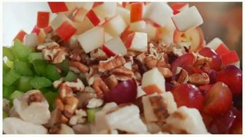 Arby's Pecan Chicken Salad Sandwich TV Spot, 'Can't Be Topped' Song by YOGI - Thumbnail 1