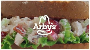 Arby's Pecan Chicken Salad Sandwich TV Spot, 'Can't Be Topped' Song by YOGI - Thumbnail 10