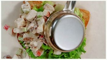 Arby's Pecan Chicken Salad Sandwich TV Spot, 'Can't Be Topped' Song by YOGI - Thumbnail 6