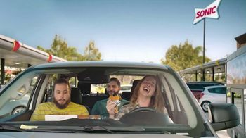 Sonic Drive-In Twisted Texan TV Spot, 'Cowboy Call' - Thumbnail 1