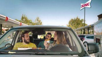 Sonic Drive-In Twisted Texan TV Spot, 'Cowboy Call' - Thumbnail 4