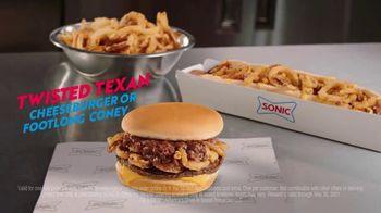 Sonic Drive-In Twisted Texan TV Spot, 'Cowboy Call' - Thumbnail 9