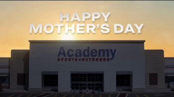 Academy Sports + Outdoors All for Mom 4-Day Sale TV Spot, 'Ropa y bicicletas' [Spanish] - Thumbnail 1