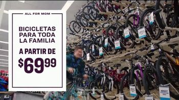 Academy Sports + Outdoors All for Mom 4-Day Sale TV Spot, 'Ropa y bicicletas' [Spanish] - Thumbnail 5