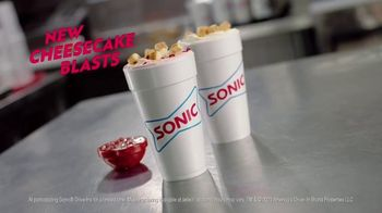 Sonic Drive-In Cheesecake Blasts TV Spot, 'Business Casual' - Thumbnail 8