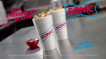 Sonic Drive-In Cheesecake Blasts TV Spot, 'Business Casual' - Thumbnail 9
