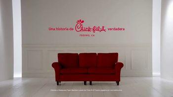 Chick-fil-A TV Spot, 'Los pequeños detalles: Eric' [Spanish] - Thumbnail 1