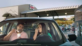 Sonic Drive-In Cheesecake Blasts TV Spot, 'Mouth Art'