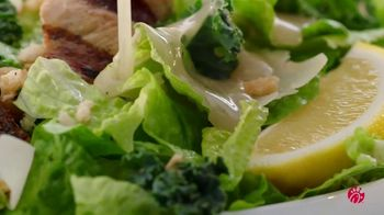 Chick-fil-A Lemon Kale Caesar Salad TV Spot, 'The Little Things: Jordan and Holly'