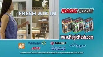 Magic Mesh TV Spot, 'Keep Bugs Out' - Thumbnail 9