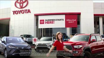 Toyota Summer Starts Here TV Spot, 'Sports' [T1] - Thumbnail 2