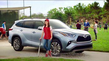 Toyota Summer Starts Here TV Spot, 'Sports' [T1] - Thumbnail 3