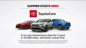 Toyota Summer Starts Here TV Spot, 'Sports' [T1] - Thumbnail 7