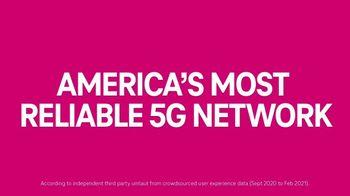 T-Mobile TV Spot, 'Military Appreciation Month' - Thumbnail 10