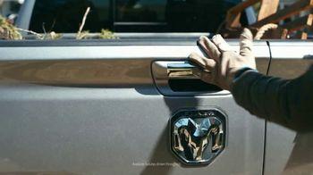 Ram Trucks Truck Month TV Spot, 'I'm a Ram: Trust' Song by Chris Stapleton [T2] - Thumbnail 3
