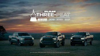 Ram Trucks Truck Month TV Spot, 'I'm a Ram: Trust' Song by Chris Stapleton [T2] - Thumbnail 7
