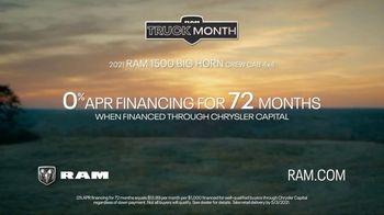 Ram Trucks Truck Month TV Spot, 'I'm a Ram: Trust' Song by Chris Stapleton [T2] - Thumbnail 8
