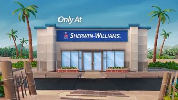 Sherwin-Williams TV Spot, 'Bring Color to Life: Blue Cruise, Waterscape, Pink Shadow' - Thumbnail 8