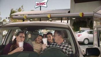 Sonic Drive-In TV Spot, 'Half-Price Drinks' - Thumbnail 2