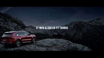 2021 Kia Sorento Hybrid TV Spot, 'Front Row' [T1]