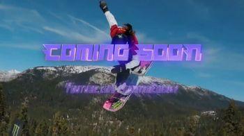 Monster Energy TV Spot, 'Snowcats' Song by Cherry Glazerr - Thumbnail 9