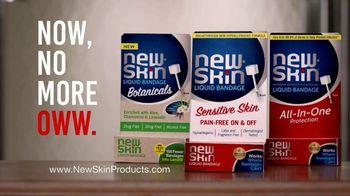 New-Skin Sensitive Skin TV Spot, 'No More Ow' - Thumbnail 9