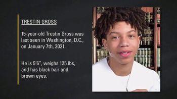 National Center for Missing & Exploited Children TV Spot, 'Trestin Gross'