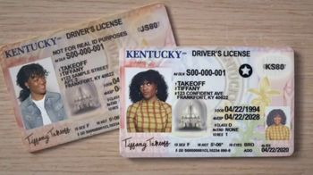 U.S. Department of Homeland Security TV Spot, 'Real ID: Tiffany Takeoff' - Thumbnail 4