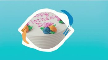 Dairy Queen Cakes TV Spot, 'The Mother of All Mother's Day Treats' - Thumbnail 7