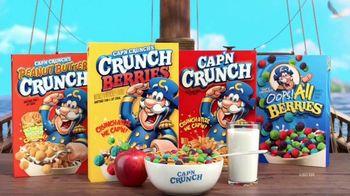 Cap'n Crunch TV Spot, 'Be the Cap'n' - Thumbnail 8